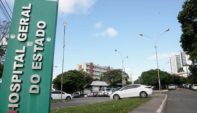 A fuga aconteceu na manhã desta sexta, 27, em uma enfermaria do hospital - Foto: Mila Cordeiro | Ag. A TARDE