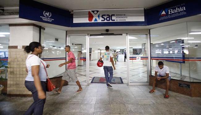 A suspensão ocorrerá tanto na capital quanto no interior do estado - Foto: Edilson Lima   Ag. A TARDE