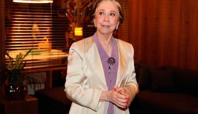 Fernanda Montenegro é uma das protagonistas da novela Babilônia - Foto: Divulgação