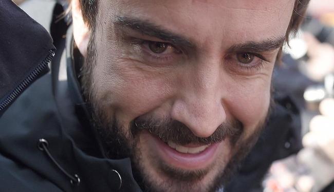 Alonso sofreu um acidente em 22 de fevereiro - Foto: Manu Fernandez | AP Photo