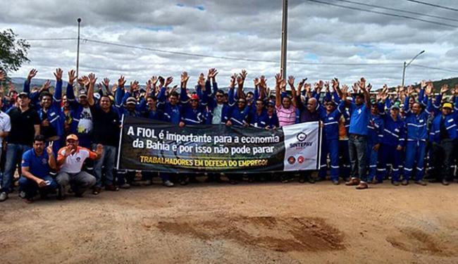 Protesto aconteceu em cinco cidades do estado - Foto: Divulgação