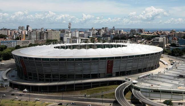 OAS anuncia venda de 50% da Arena Fonte Nova - Foto: Mila Cordeiro | Ag. A TARDE