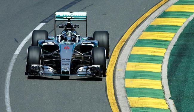 Nico Rosberg sai na frente nos primeiros treinos da temporada de Fórmula 1 - Foto: Agência Reuters