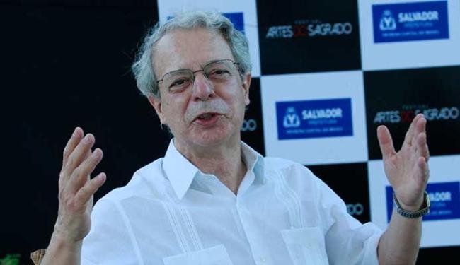 Frei Betto esteve em Salvador para uma palestra - Foto: Margarida Neide | Ag. A TARDE