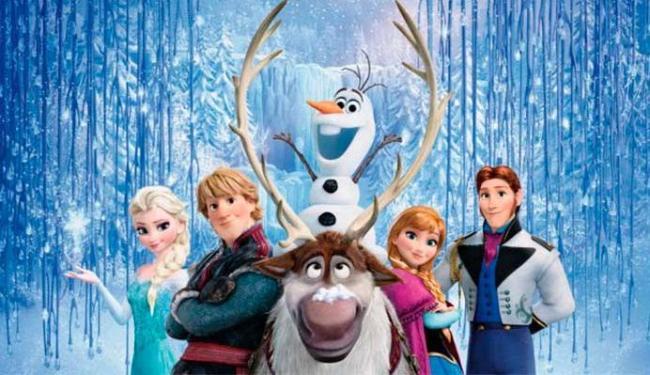 Frozen 2 foi oficializado nesta quinta-feira - Foto: Divulgação