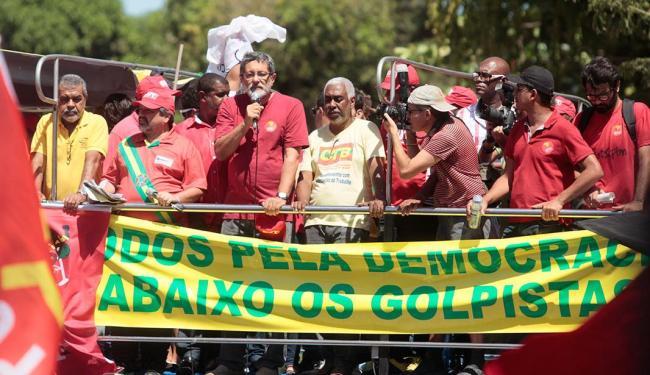 Gabrielli diz que corrupção são atos individuais - Foto: Edilson Lima | Ag. A TARDE