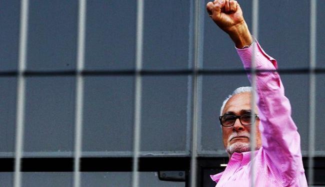 Genoino teve prisão decretada no dia 15 de novembro de 2013 - Foto: Felipe Rau   Estadão Conteúdo