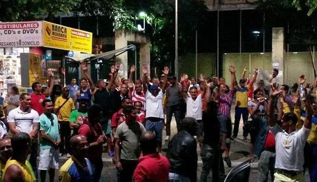 Em assembleia, trabalhadores decidiram pelo fim da greve - Foto: Divulgação