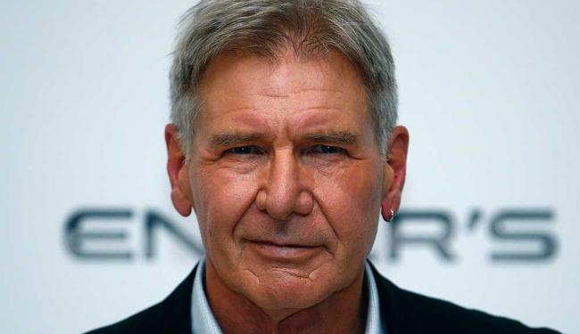 Harrison Ford sofreu algumas pancadas, mas seu estado de saúde é considerado estável - Foto: Andrew Winning | Agência Reuters