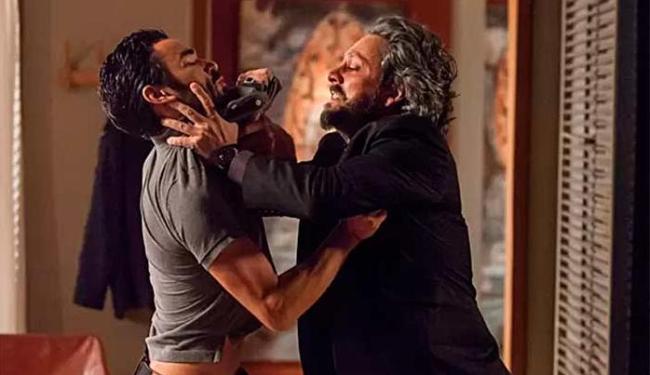 José Pedro e José Alfredo se enfrentam - Foto: Artur Meninea | Gshow | Divulgação