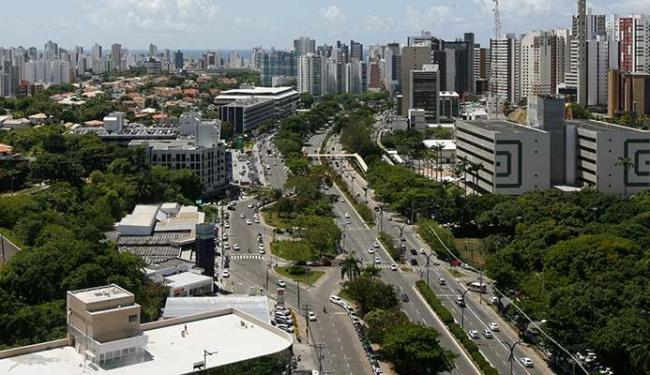 Itaigara terá algumas vias interditadas para a corrida - Foto: Mila Cordeiro | Ag. A TARDE
