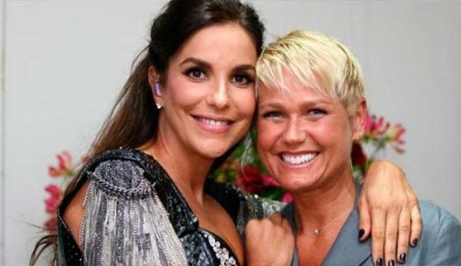 Ivete e Xuxa têm uma amizade de longa data - Foto: Divulgação