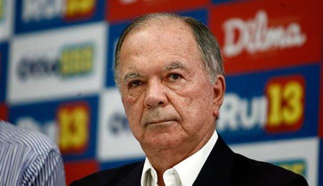 João Leão é um dos quatro baianos citados na lista enviada ao STF para ser investigados - Foto: Raul Spinassé | Ag. A TARDE