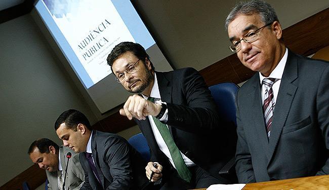 Vitório disse que a sua posição não é 'hegemônica' e que não há previsão para envio de projeto à Ass - Foto: Marco Aurélio Martins   Ag. A TARDE