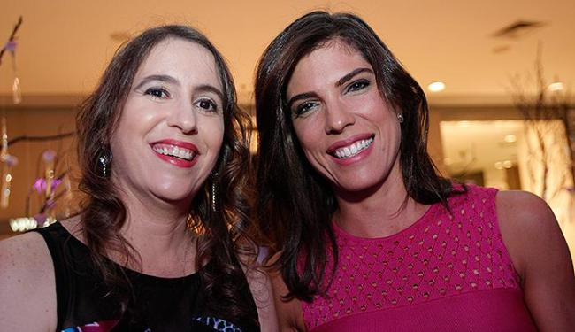 Mariana Carneiro (A TARDE) e Ana Coelho (TV Aratu) - Foto: Margarida Neide   Ag. A TARDE