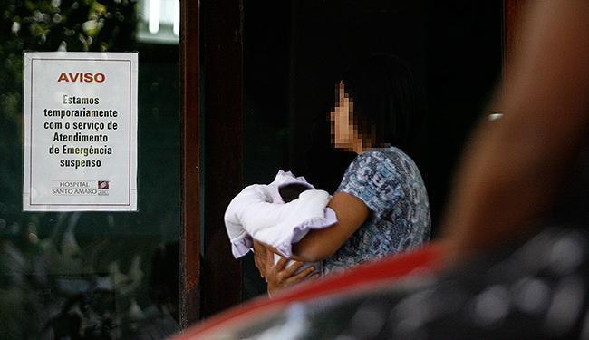 Demanda no Hospital Santo Amaro é uma das maiores da cidade - Foto: Raul Spinassé | Ag. A TARDE