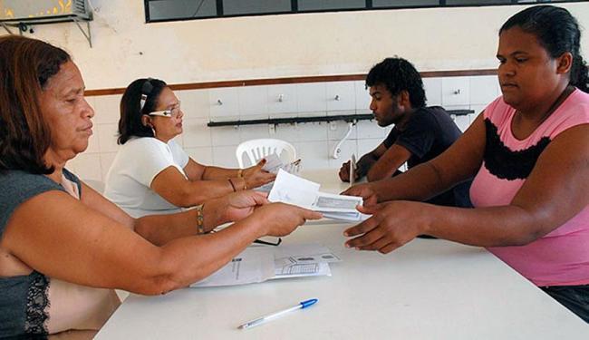 Matrícula pode ser feita em qualquer unidade de ensino - Foto: Claudionor Jr   SEC-BA