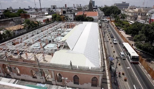 Reabertura do mercado está marcada para maio próximo - Foto: Luiz Tito l Ag. A TARDE