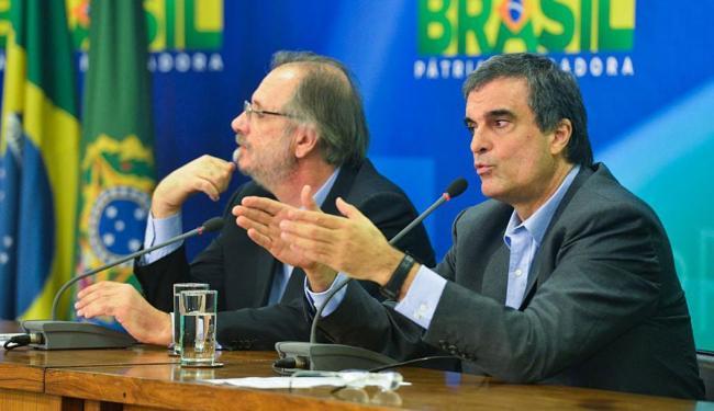Miguel Rosseto e José Eduardo Cardozo comentam as manifestações pelo país - Foto: José Cruz | Agência Brasil