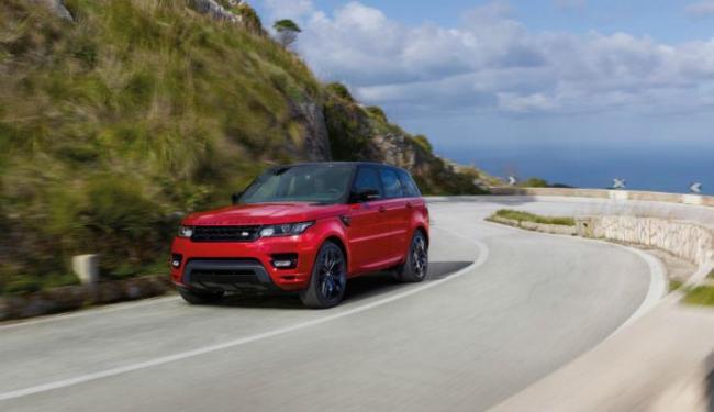 Nova versão esportiva do Range Rover Sport chega ao Brasil no segundo semestre como edição limitada - Foto: Divulgação