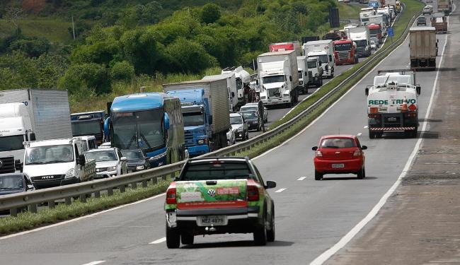 Para automóveis e caminhonetes, valor será R$ 3,40 - Foto: Marco Aurélio Martins | Ag. A TARDE
