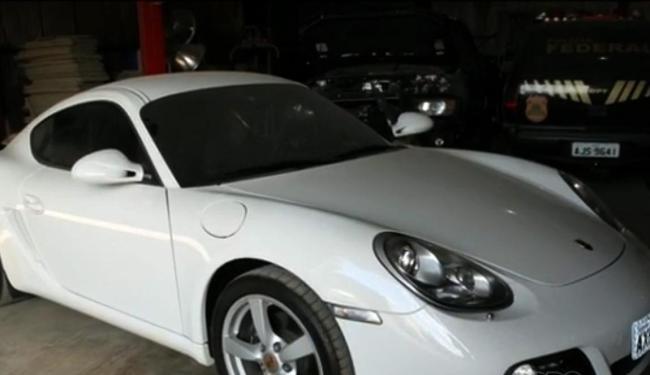 Carro foi avaliado em R$ 200 mil e será o primeiro bem apreendido na Lava Jato a ser leiloado - Foto: Reprodução