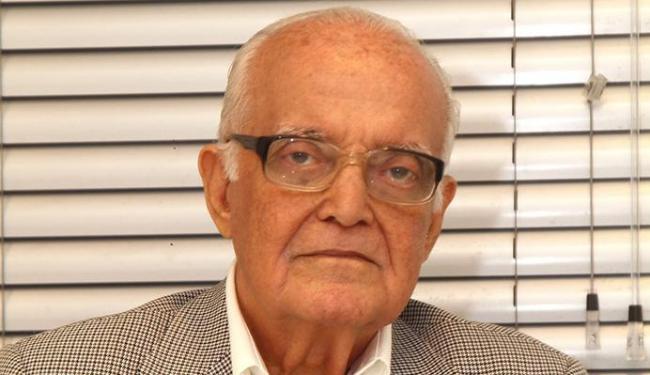 Nelson Barros tinha 85 anos - Foto: Paulo Macedo | Divulgação