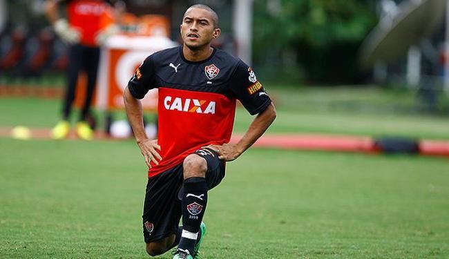 Nino Paraíba sofreu uma lesão muscular - Foto: Joá Souza | Ag. A TARDE