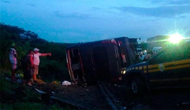 Ainda não há um informações sobre o estado de saúde das vítimas - Foto: Divulgação