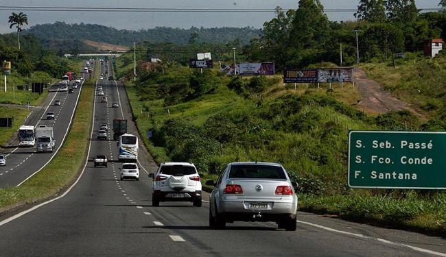 Operação será realizada nas rodovias baianas durante a Semana Santa - Foto: Marco Aurélio Martins   Ag. A TARDE