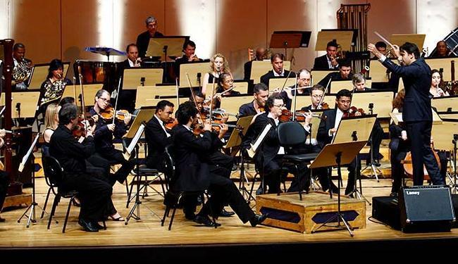 A orquestra fará apresentação gratuita no dia 2 - Foto: Fernando Vivas | Ag. A Tarde