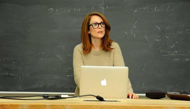 No filme, Julianne é uma professora de linguística que será diagnosticada com Alzheimer aos 50 anos - Foto: Divulgação