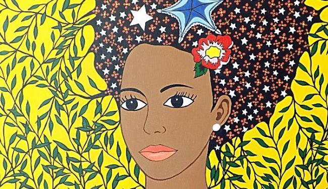 Detalhe da obra do artista que fará parte da exposição - Foto: Divulgação