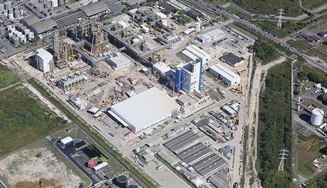 Construção da unidade no Polo Industrial de Camaçari custou R$ 1,2 bilhão - Foto: Vaner Casaes | Ag. A TARDE