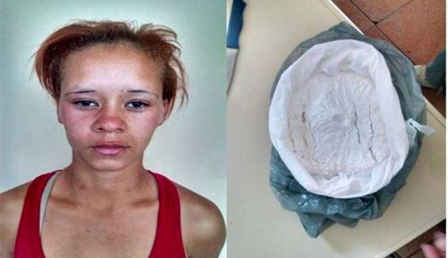 Polícia suspeito de atitude de jovem com bebê - Foto: Reprodução | Site Liberdade News