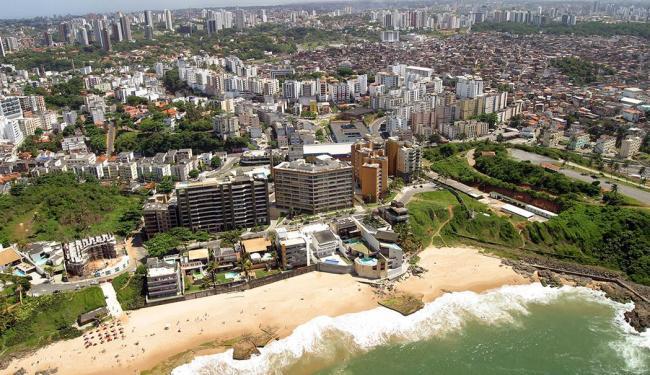 Capital completa 466 anos no dia 29 de março - Foto: Carlos Casaes | Ag. A TARDE