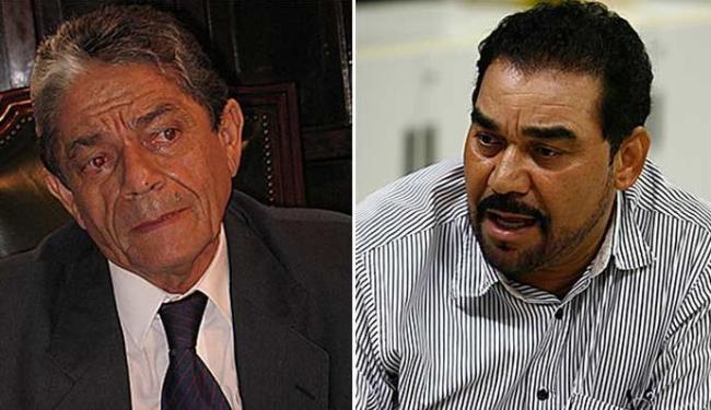 Raimundo Viana e Ivã de Almeida disputam vaga na Presidência do Vitória - Foto: Arquivo A TARDE