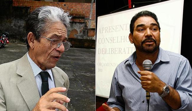 Raimundo Vianna seria o candidato preferido de Portela e Falcão; Ivã de Almeida rechaça rótulo de op - Foto: Diego Mascarenhas e Fernando Amorim   Ag. A TARDE