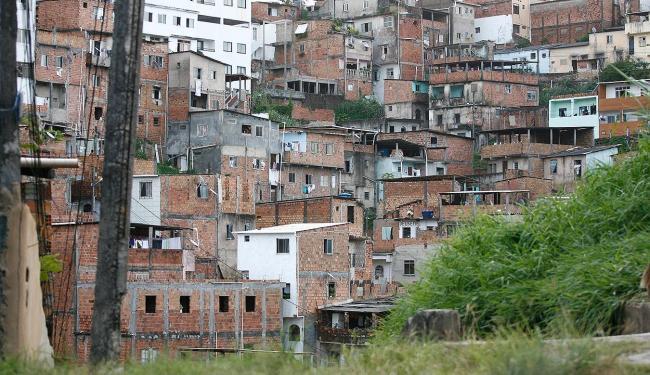 Na região de Luís Anselmo ninguém quis comentar sobre a motivação do crime - Foto: Fernando Amorim   Ag. A TARDE