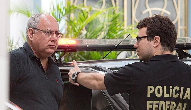 Ex-diretor da Petrobras (E) volta a ser preso em nova fase da Lava Jato - Foto: Márcia Foletto l Agência O Globo