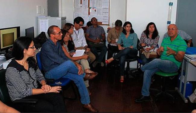 Vigilância e secretaria de saúde municipal e estadual se reuniram para discutir medidas - Foto: Divulgação | Secretaria de Saúde de Camaçari