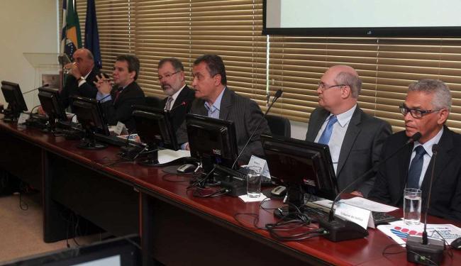 Reunião do Comitê Executivo do Pacto pela Vida - Foto: Alberto Coutinho   GovBA