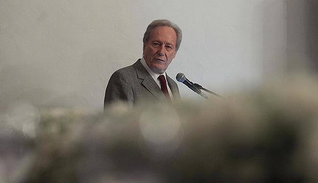 Ricardo Lewandowski destacou a importância de respeito às instituições durante investigações das den - Foto: Lúcio Távora   Ag. A TARDE