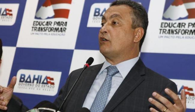 Governador disse que não tem máquina de imprimir dinheiro - Foto: Marco Aurélio Martins | Ag. A TARDE