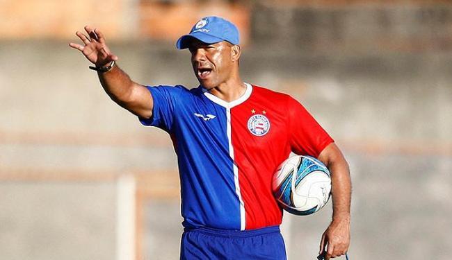 Técnico tricolor comandará treino na Arena Fonte Nova, palco do jogo deste sábado - Foto: Eduardo Martins   Ag. A TARDE