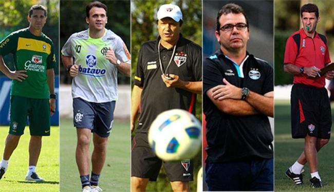 Diretoria do Vitória não antecipa nomes, mas alguns técnicos são cotados - Foto: Eduardo Martins | Ag. A TARDE | VIPCOMM | Divulgação | Grêmio
