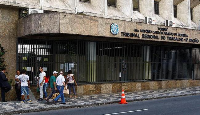 Atendimentos estão suspensos no Comércio desde que servidores passaram mal após dedetização - Foto: Eduardo Martins | Ag. A TARDE