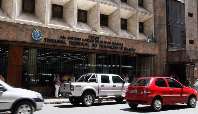 Fórum foi fechado após 40 pessoas passarem mal - Foto: Joá Souza | Ag. A TARDE