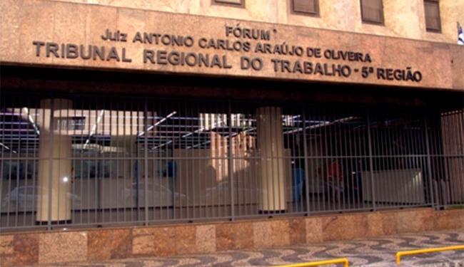 Fórum foi fechado após pessoas passarem mal depois de dedetização - Foto: Divulgação | TRT