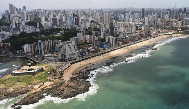 Salvador completa 466 anos neste domingo, 29 de março - Foto: Carlos Casaes | Ag. A TARDE